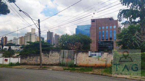 Lote/terreno Para Venda Tem 631 Metros Quadrados Em Nova Campinas - Campinas - Sp - Te0086