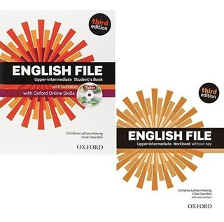 English File Upper Intermediate Student´s Book And Workbook