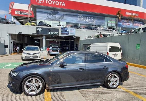 Audi A4 Sedan 4p S Line L4/2.0/t Aut