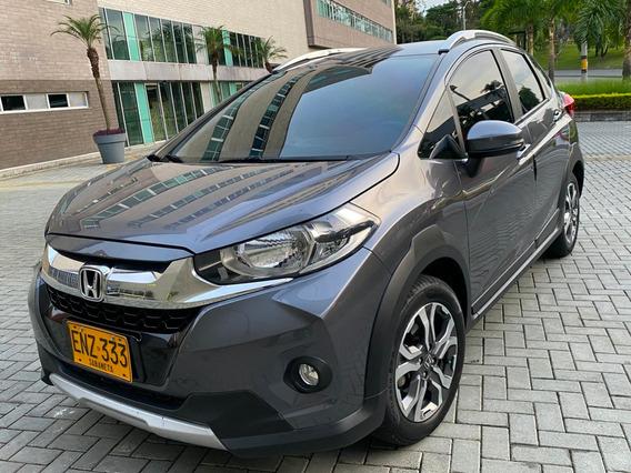 Honda Wr-v Exc Cvt Automatica 4x2 2018