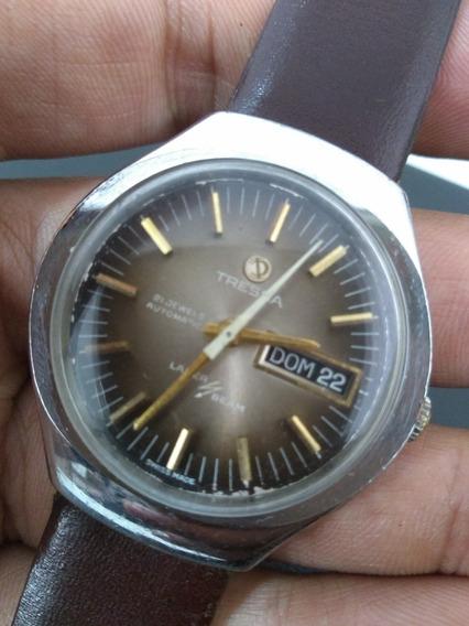 Relógio Antigo Tressa Laser Beam Automático