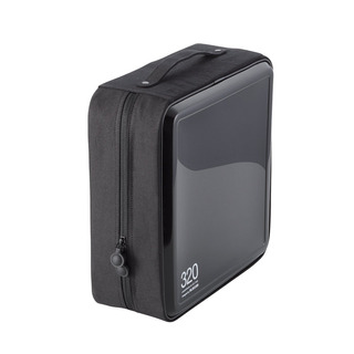 320 Hojas Con Elecom Dvd Cd Estuche De Almacenamiento De Cre