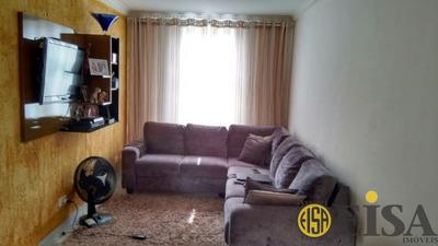 Apartamento Para Venda No Bairro Vila Sabrina Em São Paulo - Cod: Ej4506 - Ej4506