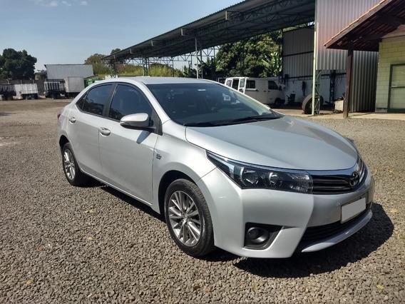 Toyota Corolla - Xei - 2015 - 2.0 - Flex - Automático