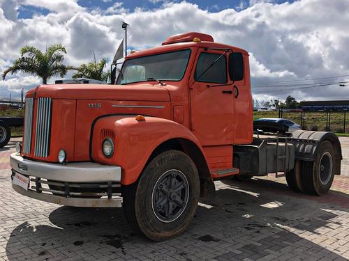 Scania L111s 4x2 1976 No Cavalo=mercedes,ford,cargo,volvo,vw