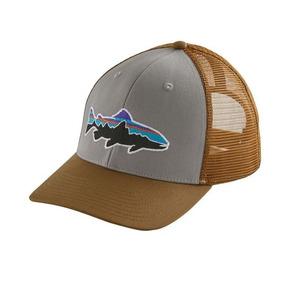 Gorro Patagonia Trout Trucker Hat Dcoi