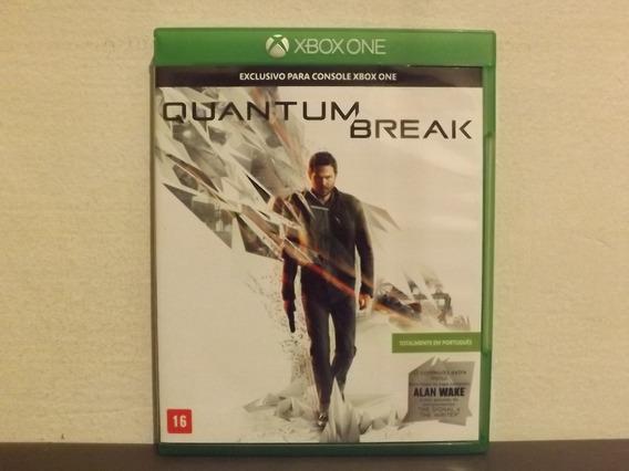 Xbox One Quantum Break - Original - Aceito Trocas...