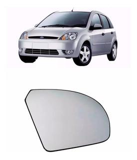 Vidrio Espejo Retrovisor P/ Ford Fiesta 2003 A 2012 Derecho