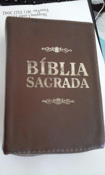 - Bíblia Sagrada - Rideel. 1997. Com Zíper. (raro)