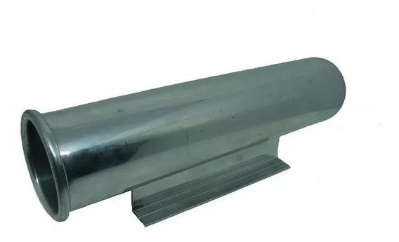 Porta Varas Caniço Em Trapezio Alumínio Lancha Barco Pesca