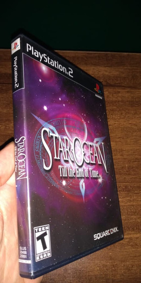 Star Ocean: Till The End Of Time Ps2 Black Label