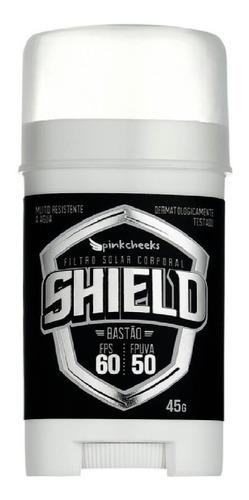 Protetor Solar  Corporal Bastão Pinkcheeks Shield Fps 60 Fpuva 50