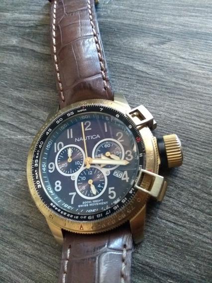 Relógio Náutica Cronofrafico