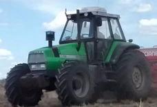 Tractor Deutz Allis 5.190 Doble Tracción