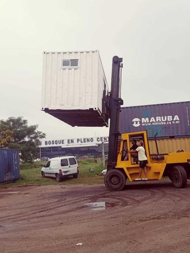 Contenedores Marítimos Containers 20 St Nacionalizados