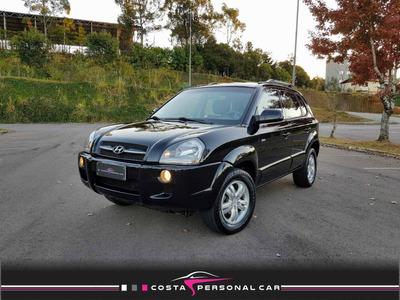 Hyundai Tucson 2.7 Mpfi Gls 24v 180cv 4wd Gasolina 4p