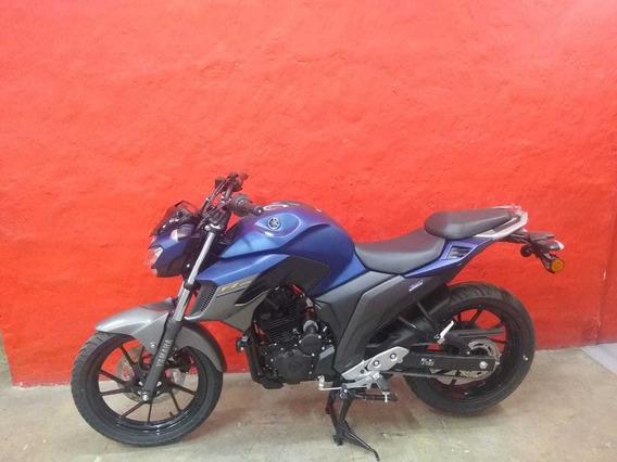 Yamaha Fz25 Azul Gris 2020