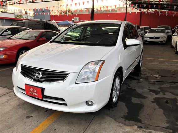 Nissan Sentra 4p Emotion 2.0l Cvt Ee