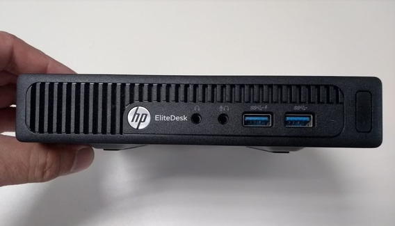 Elitedesk Hp 800 G2 Intel Core I5-6500t 8gb / Hd500gb