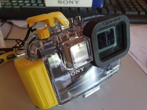 Imagem 1 de 6 de Caixa Estanque De Mergulho Sony T300