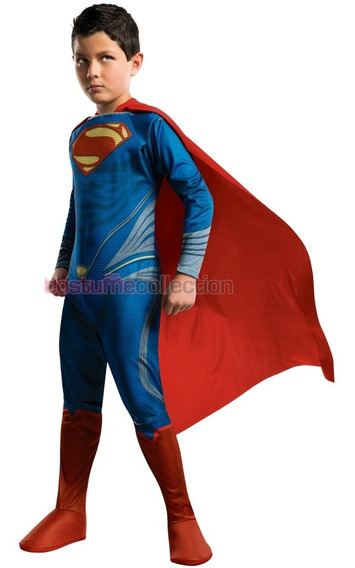 Disfraz Superman Importados Originales Talla 12-14