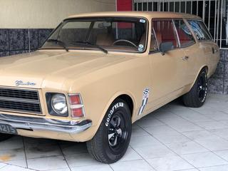Chevrolet Caravan 1979 (placa Preta) Segundo Dono $23990,00