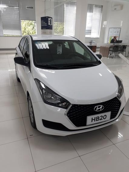 Hyundai Hb20 1.0 Unique Flex 5p 2019