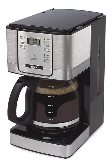 Cafetera Térmica Programable - 12 Tazas
