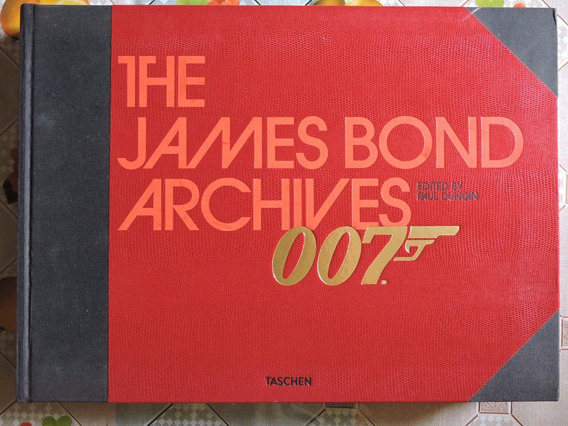 The James Bond Archives 007 620 Pg 1030 Fotos Ingles 2012