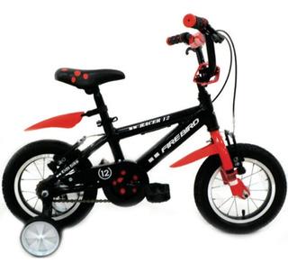 Bicicleta Niño Aluminio Fire Bird Racer R12 - Est Bike