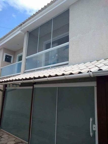 Linda Casa Com 2 Suítes Em Itaguaí - Ca2040