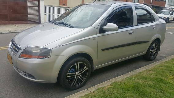 Chevrolet Aveo Familer 2009