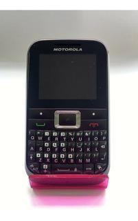 Motorola Ex109-(seminovo)-desbloqueado