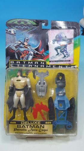 Batman Patrulla Aero Esqui Citytoy Nuevo Blister Original