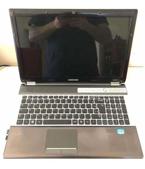 Notebook Samsung Rf511 Core I5 2.50ghz Hd 500gb Ram 4gb