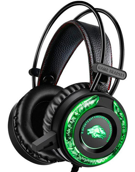 Fone Headset A5 Hi-fi Bass Usb P2 Microfone Pc Xbox Play