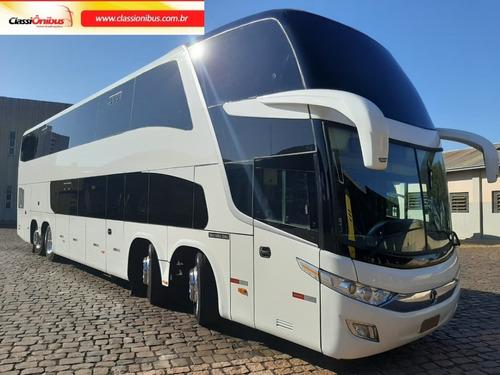 Na Classi Onibus Tem Dd G7 O 500 8x2 Cama Bus 2013/15