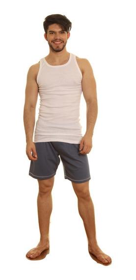 Camiseta Musculosa Super Grande 52 Al 60talle Super Especial