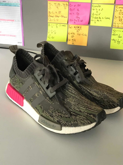 adidas Nmd R1 Utility Grey
