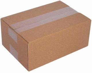 Caixa De Papelão 49x17x12,5 Cm Tipo Maleta 20 Pçs