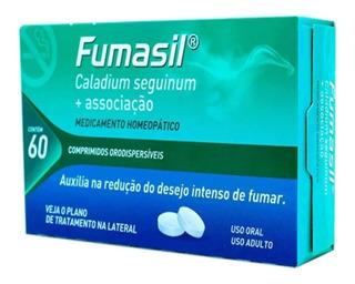 Fumasil Produto De Combate Ao Tabagismo 60 Comprimidos