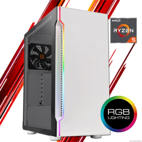 Pc Gamer Ryzen Ultimagen Gráficos Radeon Oferta Pcgamer-uy