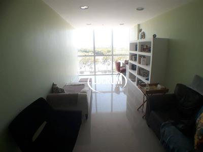 Sala À Venda, 36 M² - Barra Da Tijuca - Rio De Janeiro/rj - Sa0142