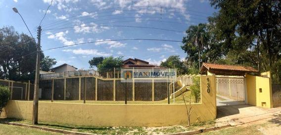 Chácara Com 4 Dormitórios À Venda, 1200 M² Por R$ 720.000 - Canjica - Mairiporã/sp - Ch0016