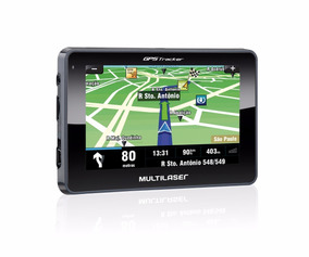 Gps Tracker Touchscreen 4.3 Multilaser