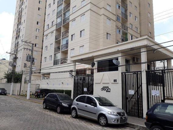 Apartamento Com 3 Dormitórios Para Alugar, 64 M² Por R$ 1.600/mês - Gopoúva - Guarulhos/sp - Ap0494
