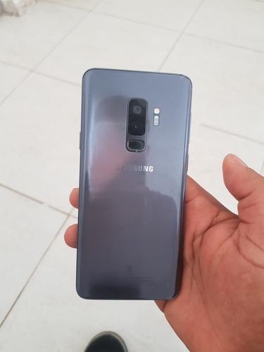Vendo Celular Sansung S9 Plus 126gb Com Tela Quebrada