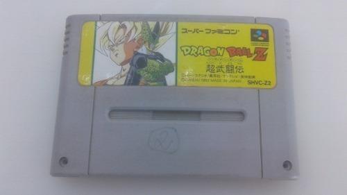 Dragon Ball Z Original Super Nintendo Famicom Snes