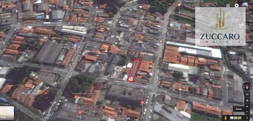 Terreno À Venda, 500 M² Por R$ 780.000,00 - Vila São João - Guarulhos/sp - Te0548