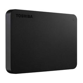 Hd Externo 1tb Portátil Toshiba - Hdtb410xk3aa
